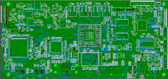 Projector control board -- Sulotion 2